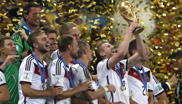 alemania campeon del mundo futbol