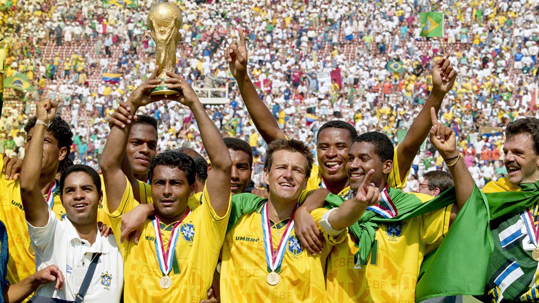 brasil campeon del mundo futbol